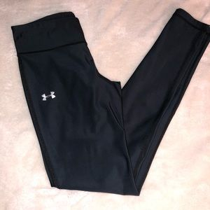 Under Armour Sports Athletic Leggings Heat Gear